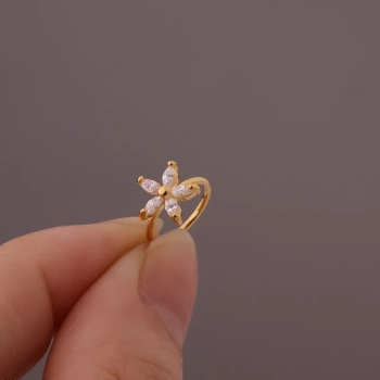 Latest Design Nose Ring Buy Latest Design Nose Ring Online At Low