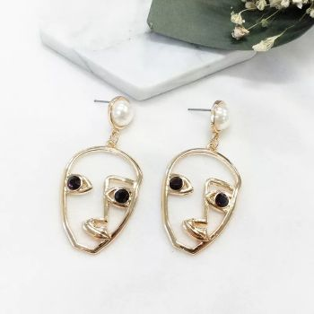 Best Big Fake Diamond Earrings Offers At Club Factory