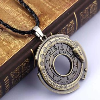 Assassins Connor Amulet Necklace Assassins Creed Buy Necklaces At