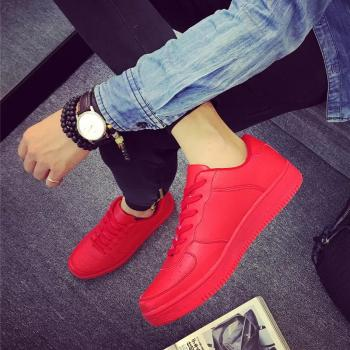 Full Red Colour Shoes: Buy Full Red
