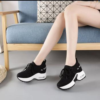 Womens Breathable Mesh Sports Shoes