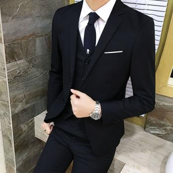 Men Three Piece Suit Version Business Occupation Buy At Factory Price Club Factory