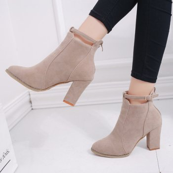 girls boots with a heel