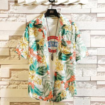 Mens Short Sleeve Floral Button Down Buy Mens Short Sleeve Floral Button Down Online At Low Prices Club Factory