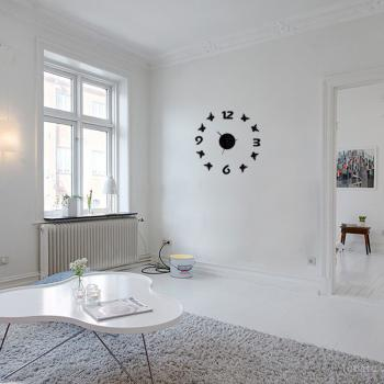 Decorative Wall Clocks For Living Room from img5.cfcdn.club