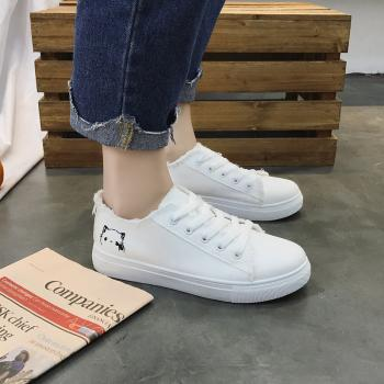 Canvas Shoes Girl Student Version