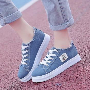 Denim Shoes For Girls For 12 To 13