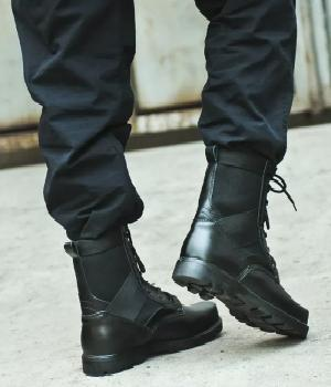 Army High Ankle Shoes: Buy Army High
